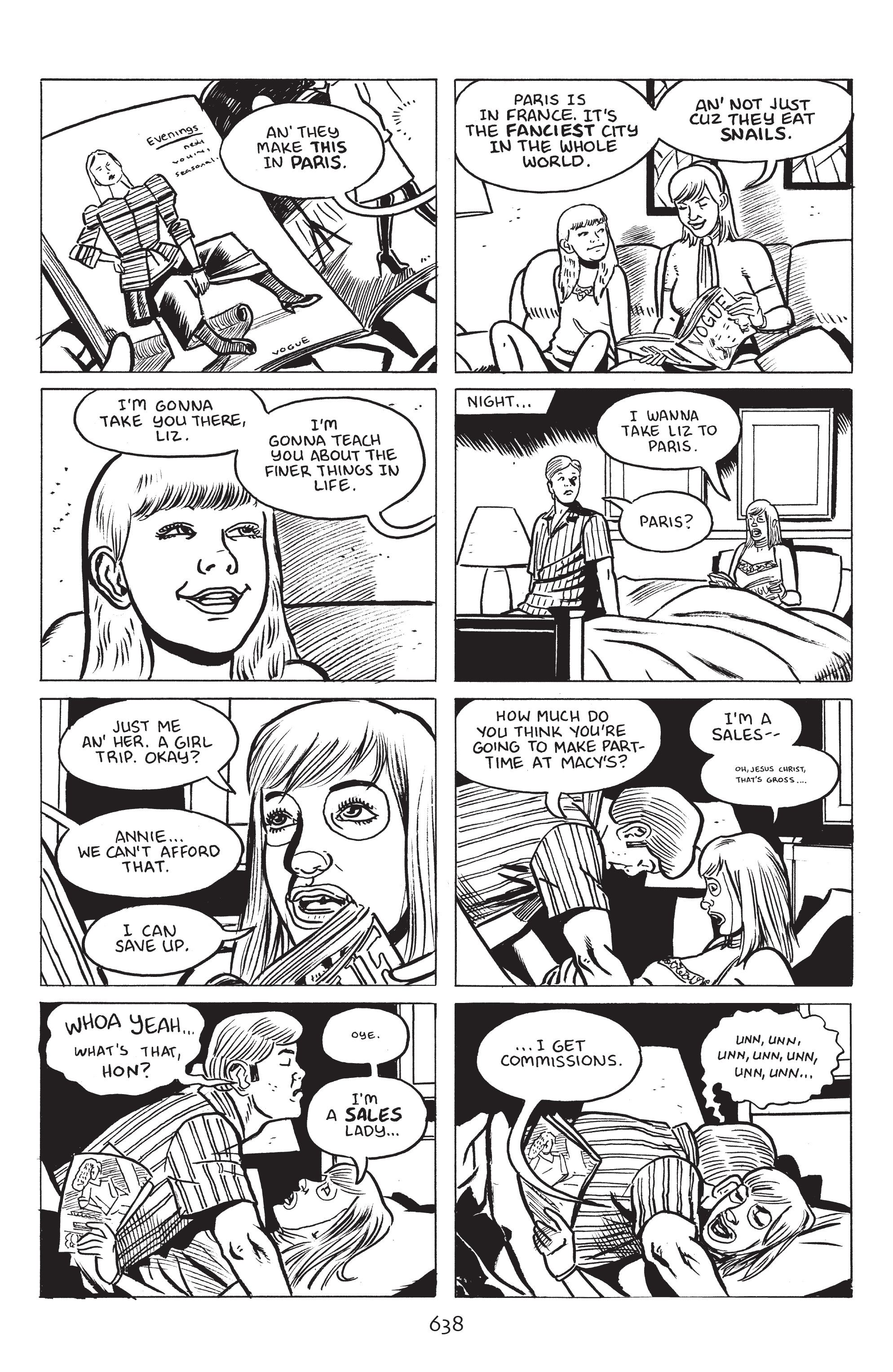 Read online Stray Bullets: Sunshine & Roses comic -  Issue #23 - 21