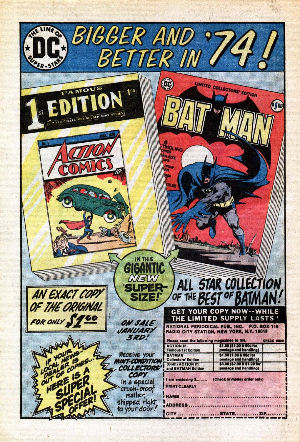 Read online Action Comics (1938) comic -  Issue #434 - 8