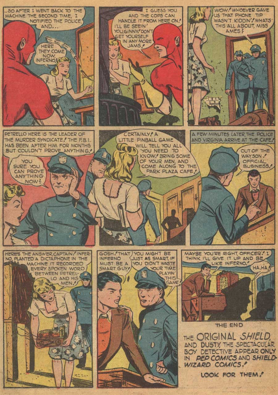 Blue Ribbon Comics (1939) issue 16 - Page 50
