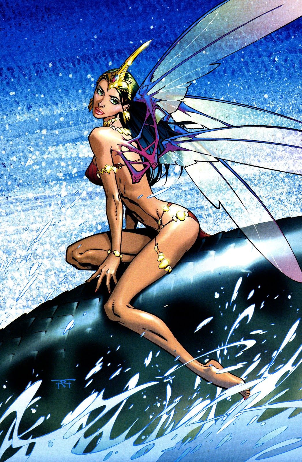 Read online Aspen Splash: Swimsuit Spectacular comic -  Issue # Issue 2007 - 15