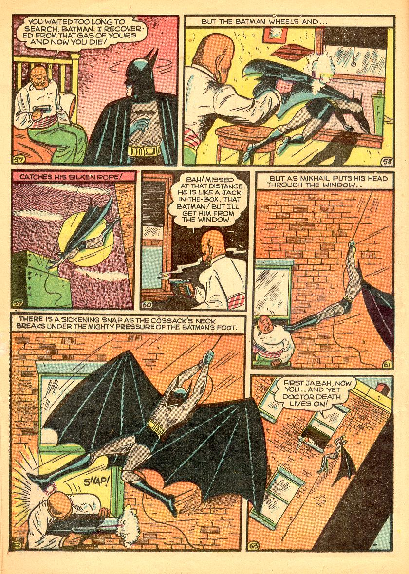 Read online Detective Comics (1937) comic -  Issue #30 - 10