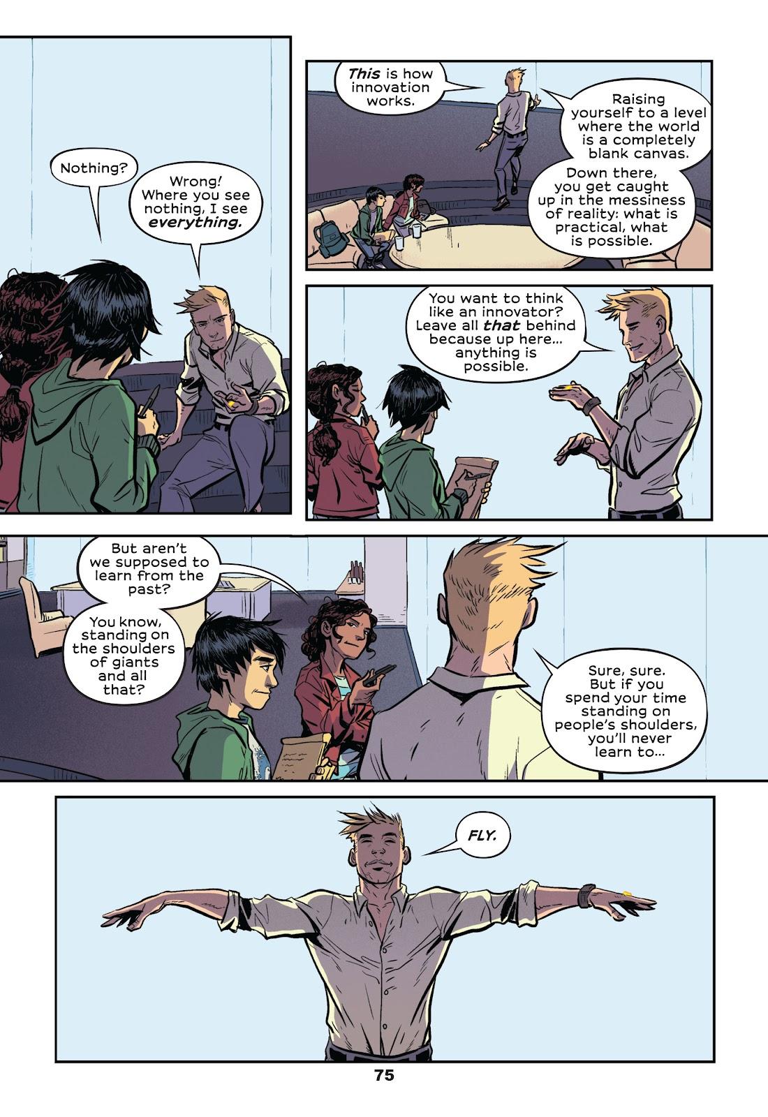 Read online Green Lantern: Legacy comic -  Issue # TPB - 73