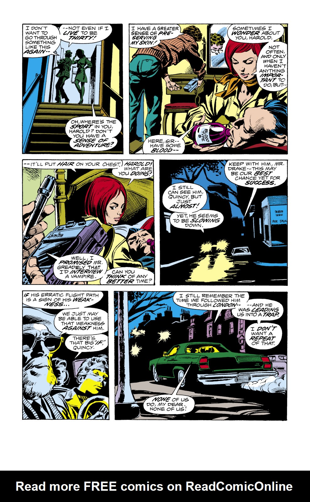 Tomb of Dracula (1972) issue 38 - Page 9