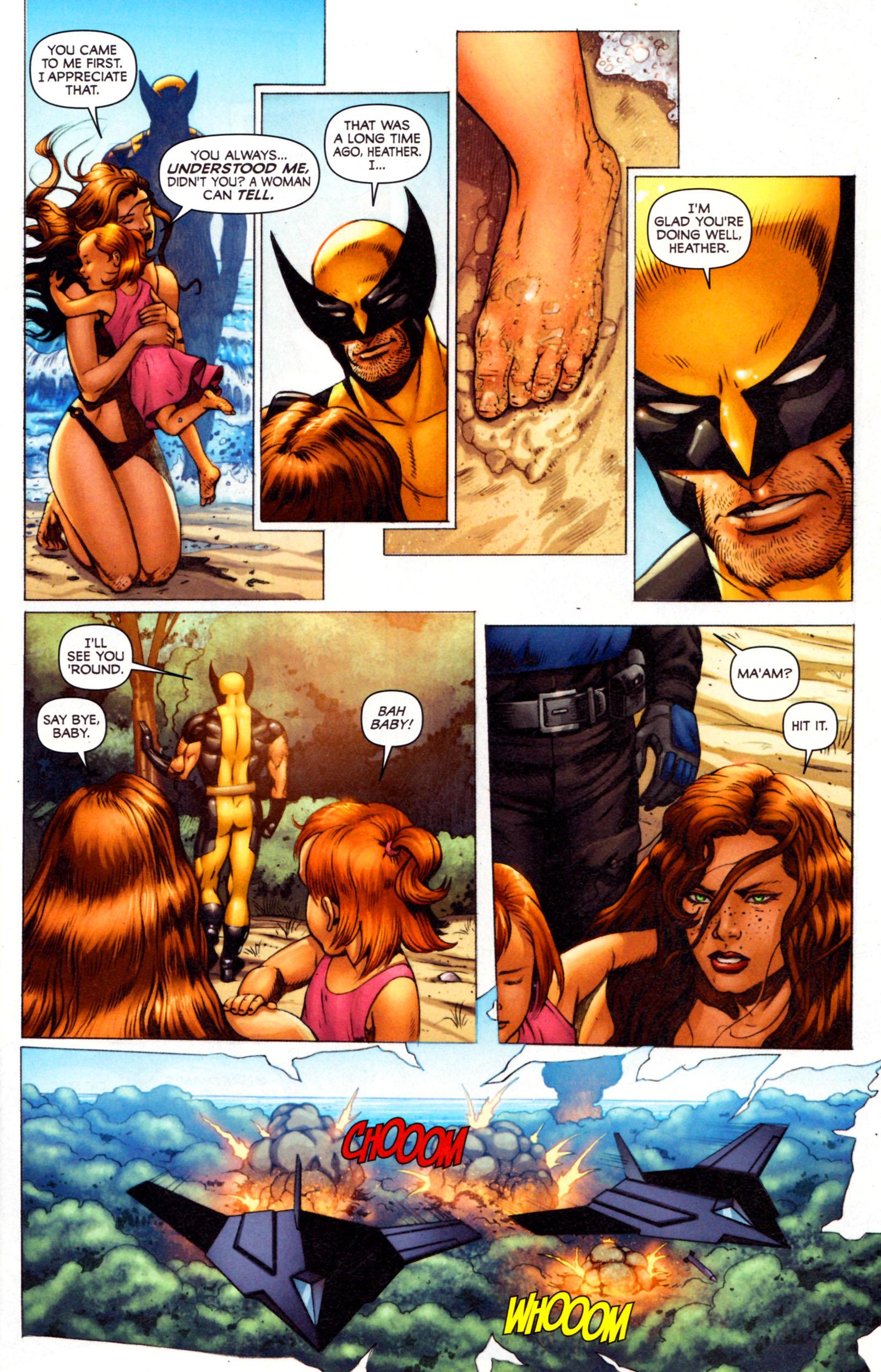 Read online Alpha Flight (2011) comic -  Issue #7 - 6