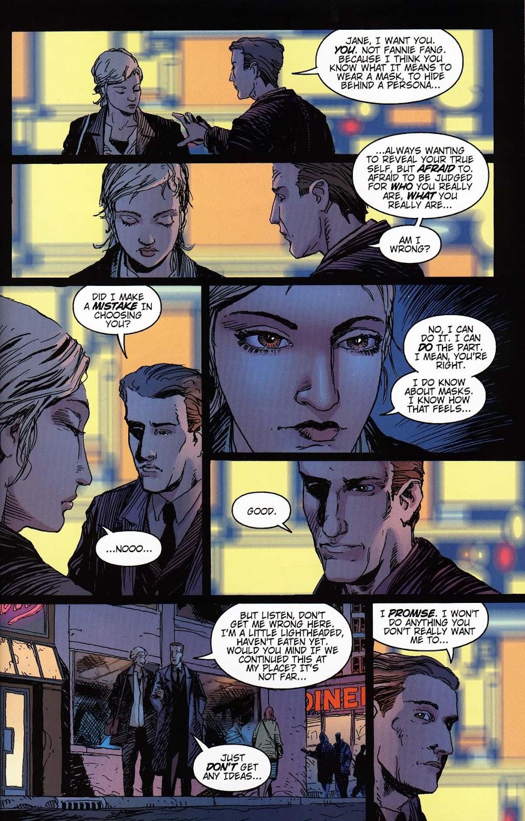 Read online Vampire the Masquerade comic -  Issue # Toreador - 37