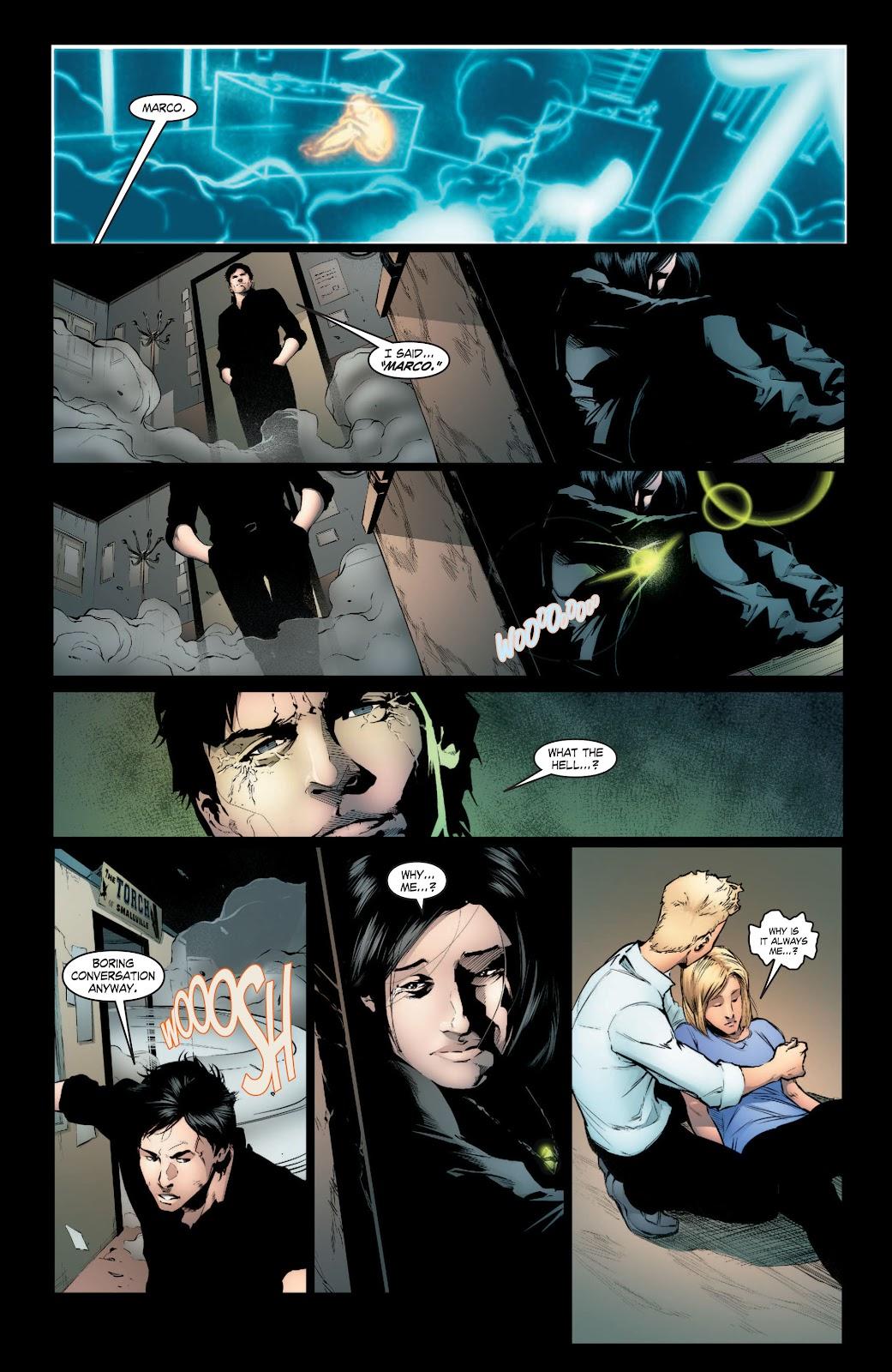 Read online Smallville Season 11 [II] comic -  Issue # TPB 3 - 77