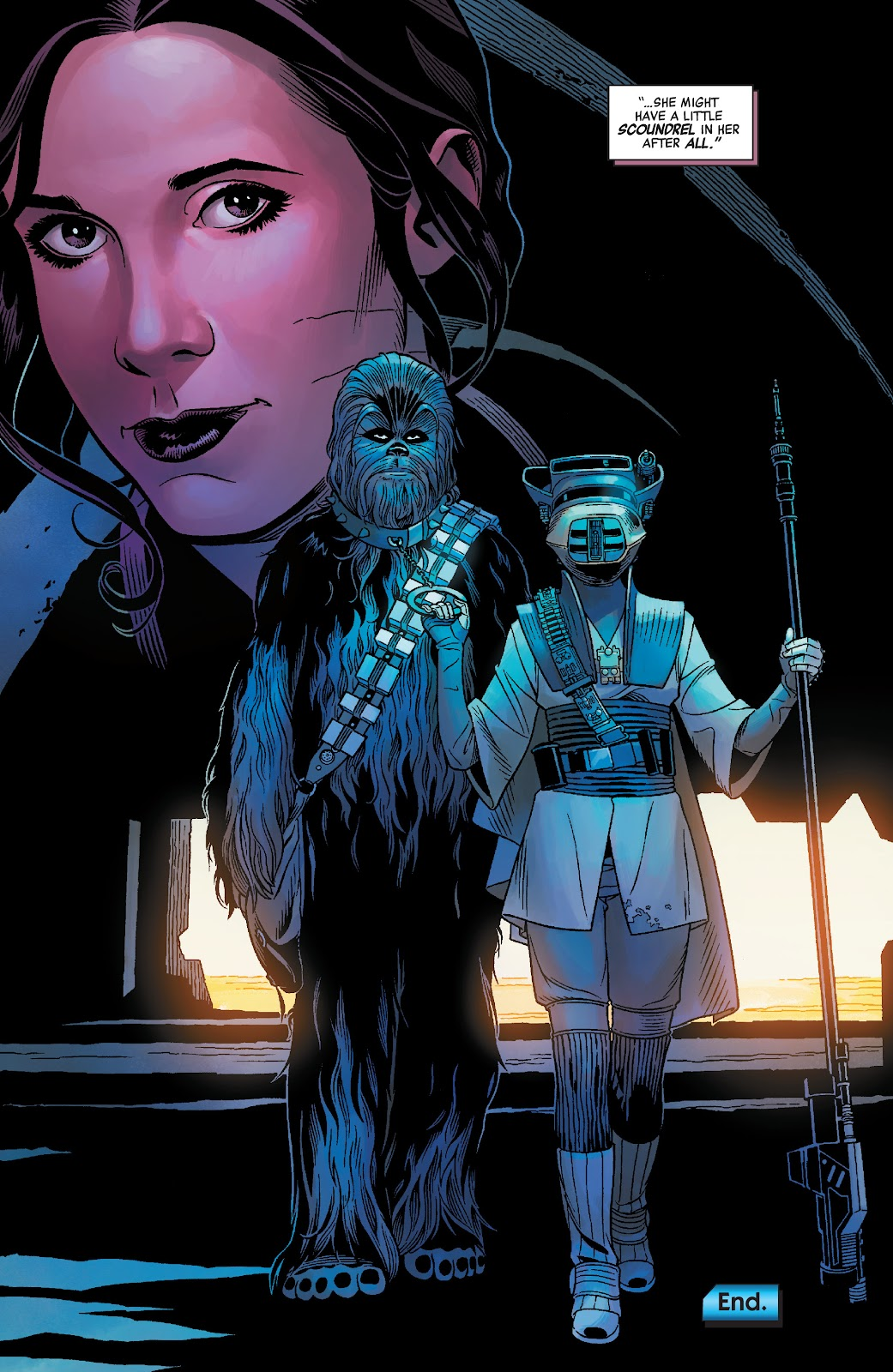 Read online Star Wars: Age of Rebellion - Heroes comic -  Issue # TPB - 25