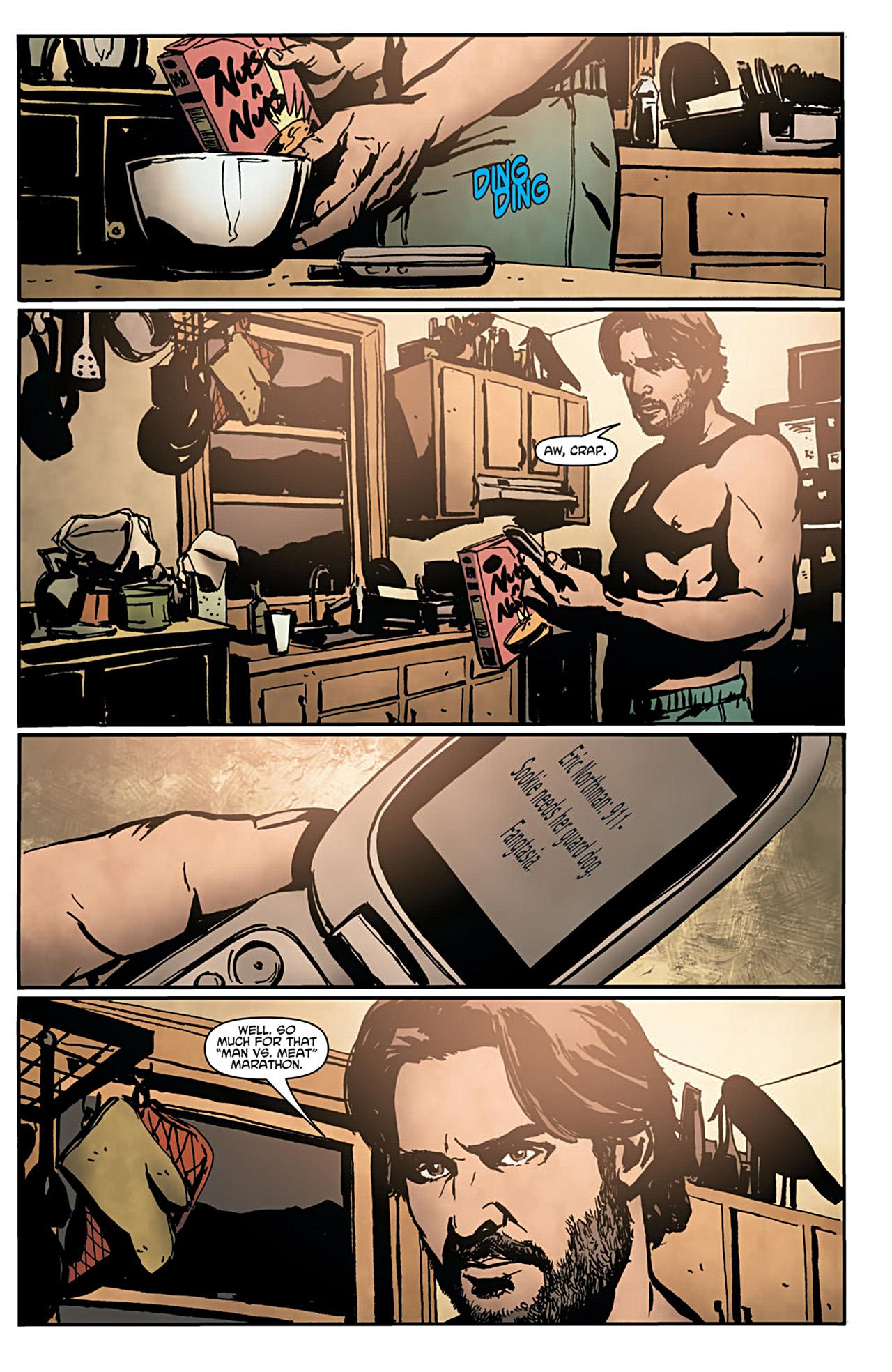 Read online True Blood (2012) comic -  Issue #3 - 14
