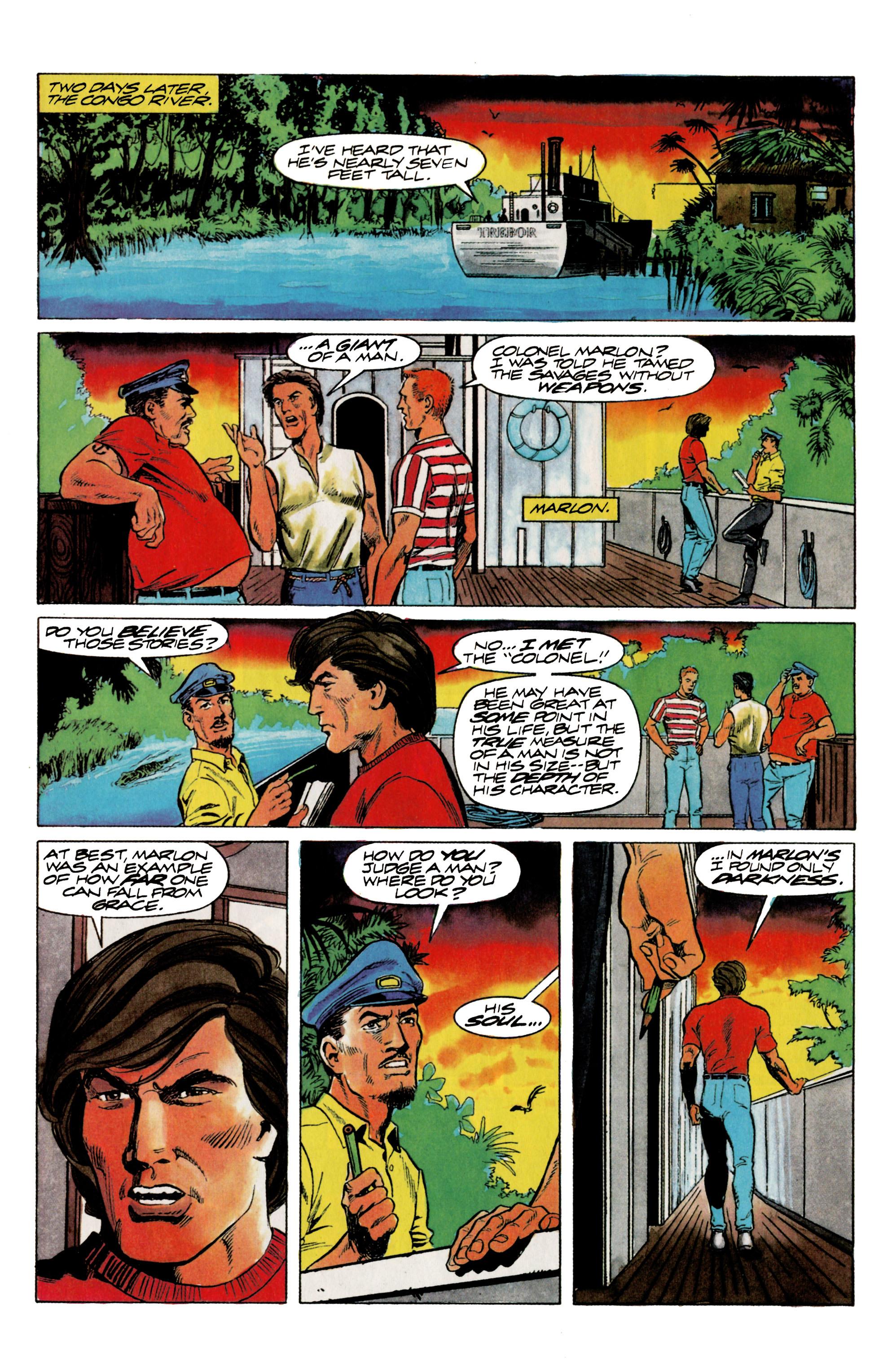 Read online Eternal Warrior (1992) comic -  Issue #14 - 5