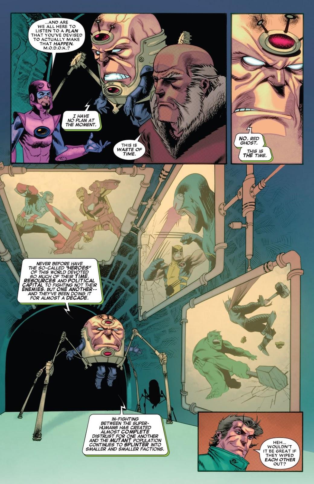 Read online Deadpool (2008) comic -  Issue #55 - 8