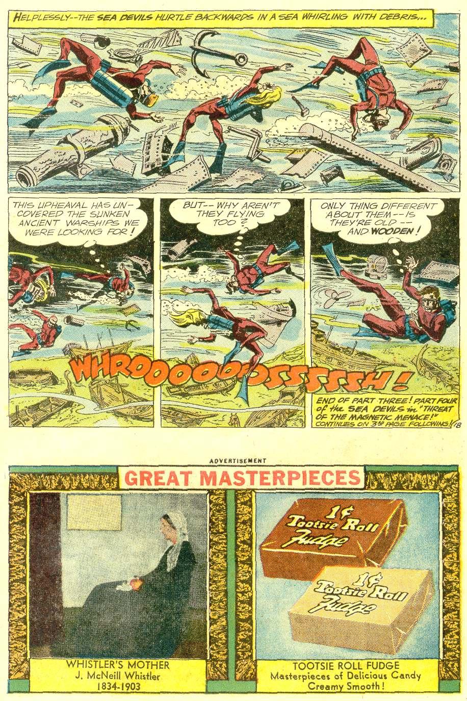 Read online Sea Devils comic -  Issue #12 - 23