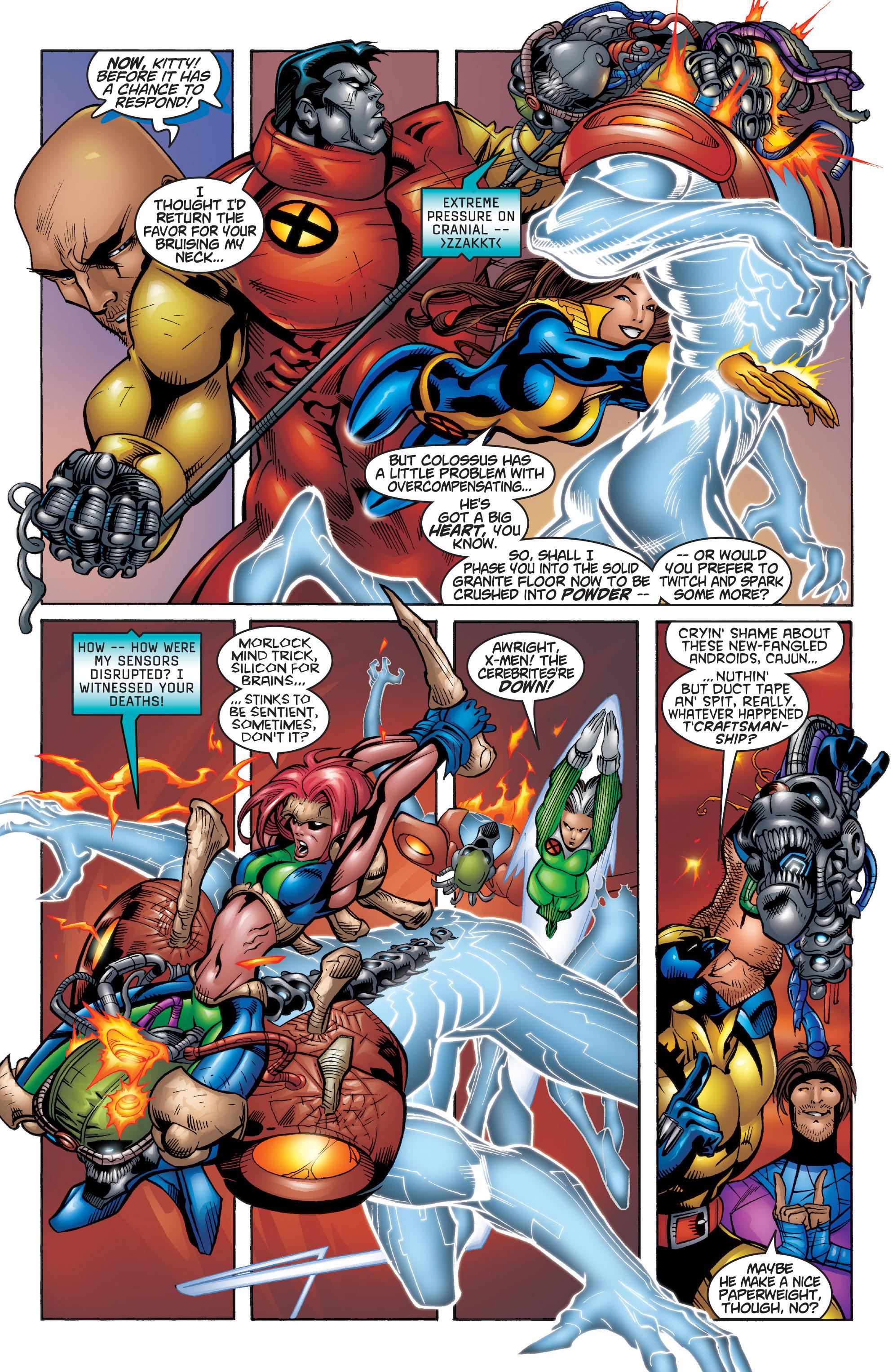 X-Men (1991) 84 Page 16