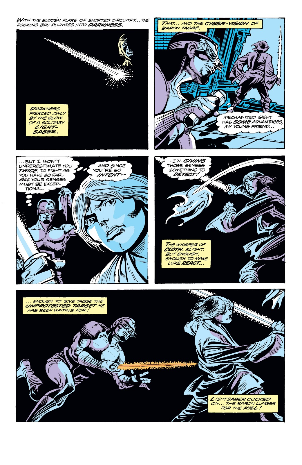 Read online Star Wars Legends: The Original Marvel Years - Epic Collection comic -  Issue # TPB 2 (Part 2) - 83