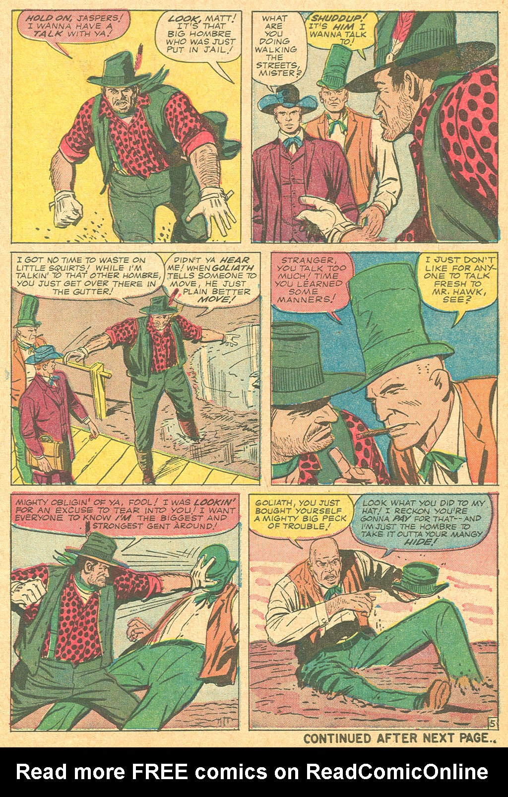 Read online Two-Gun Kid comic -  Issue #69 - 7