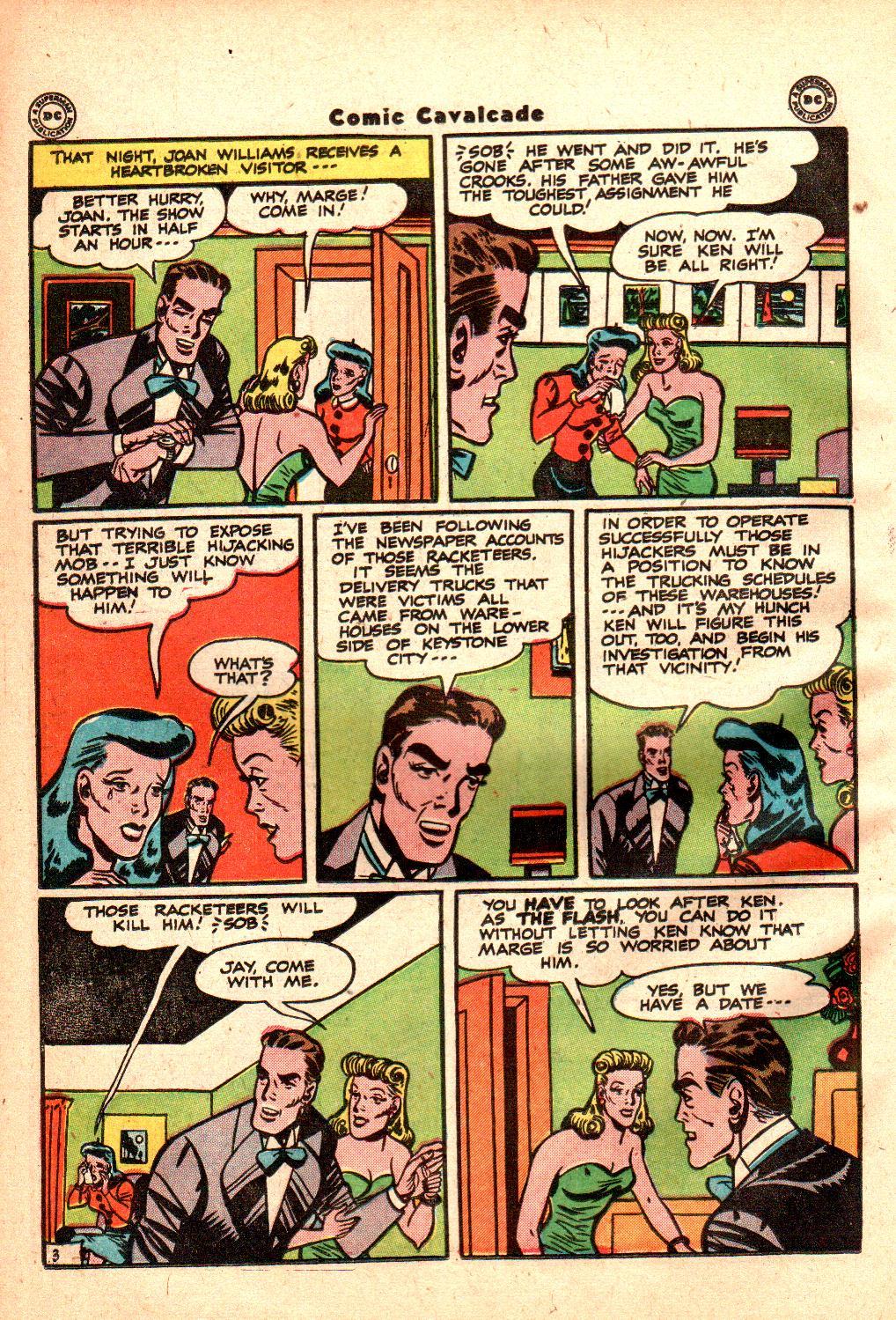 Comic Cavalcade issue 21 - Page 32