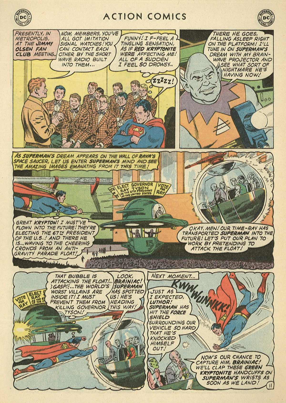 Read online Action Comics (1938) comic -  Issue #286 - 13