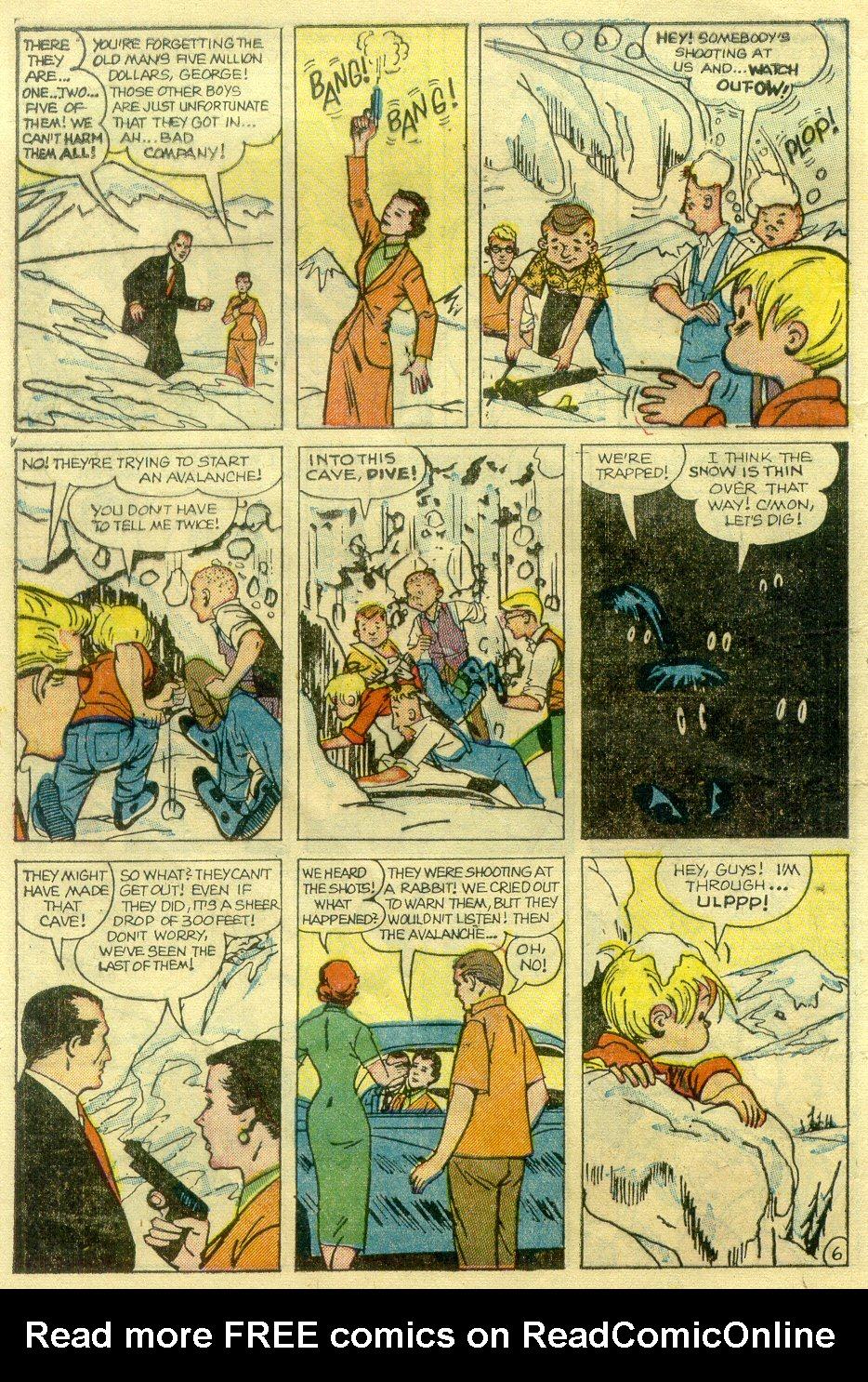 Daredevil (1941) #134 #134 - English 28