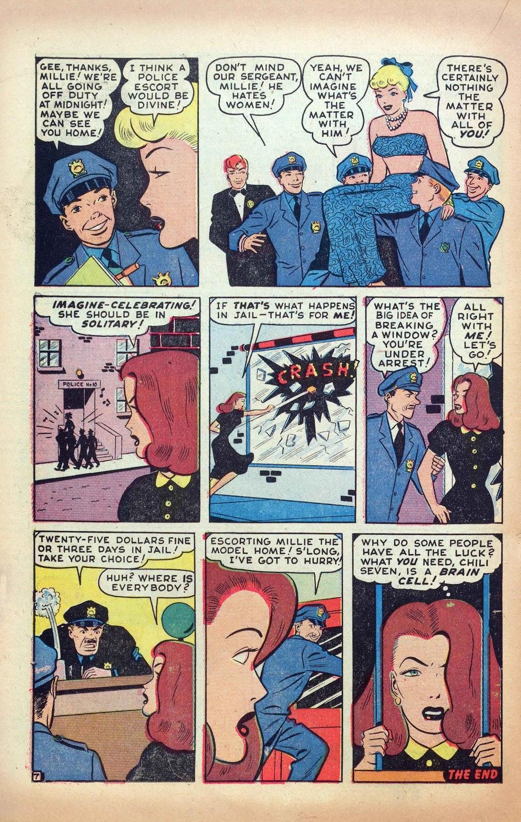 Tessie the Typist issue 16 - Page 30