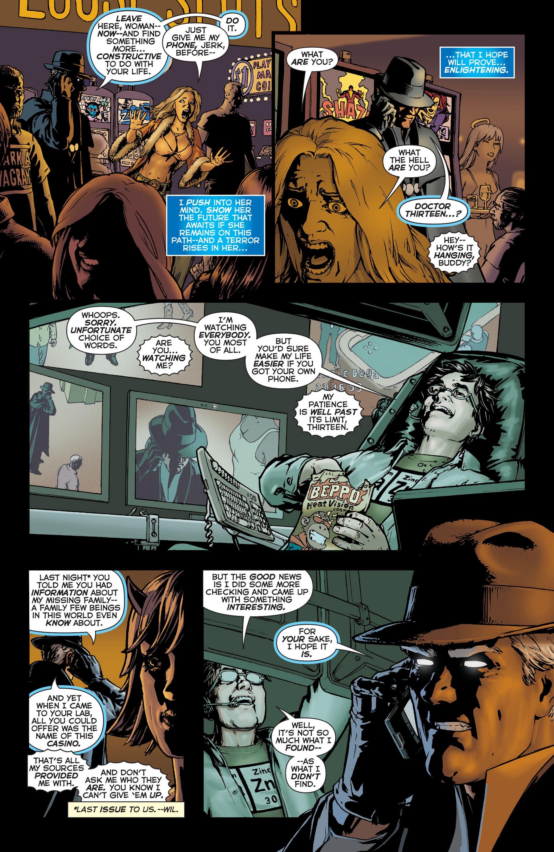 Read online Trinity of Sin: The Phantom Stranger comic -  Issue #6 - 5