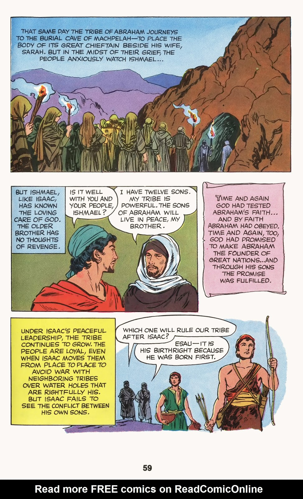 The Picture Bible issue TPB (Part 1) - Page 61