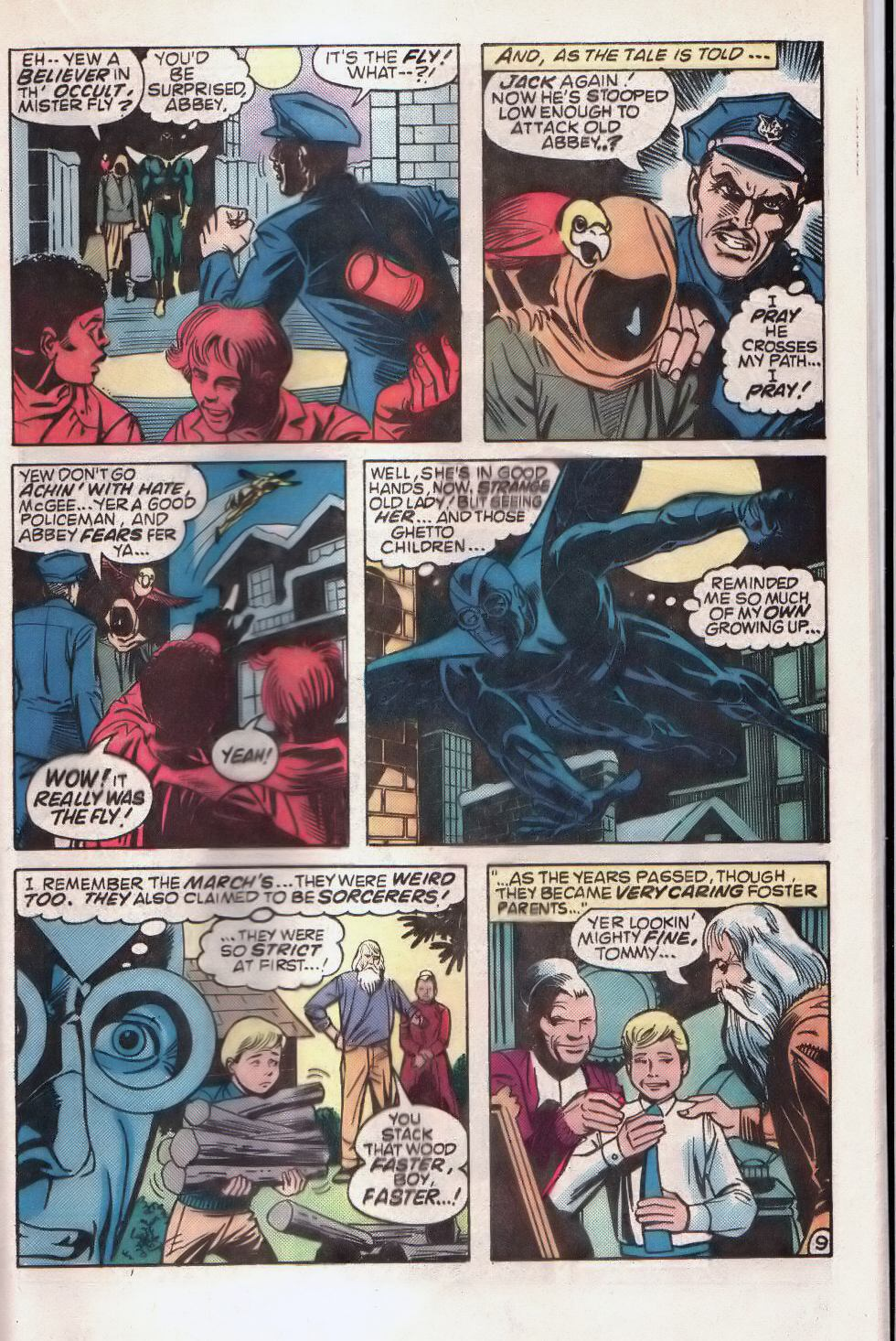 Read online The Fly (1983) comic -  Issue #2 - 19