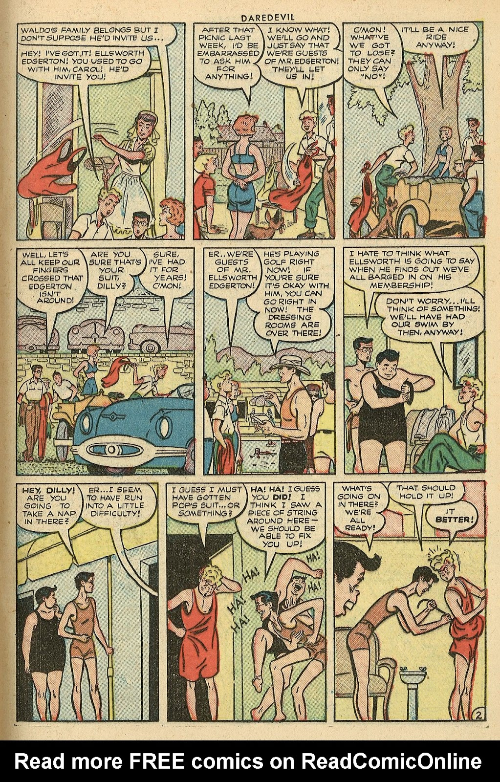 Daredevil (1941) issue 101 - Page 17