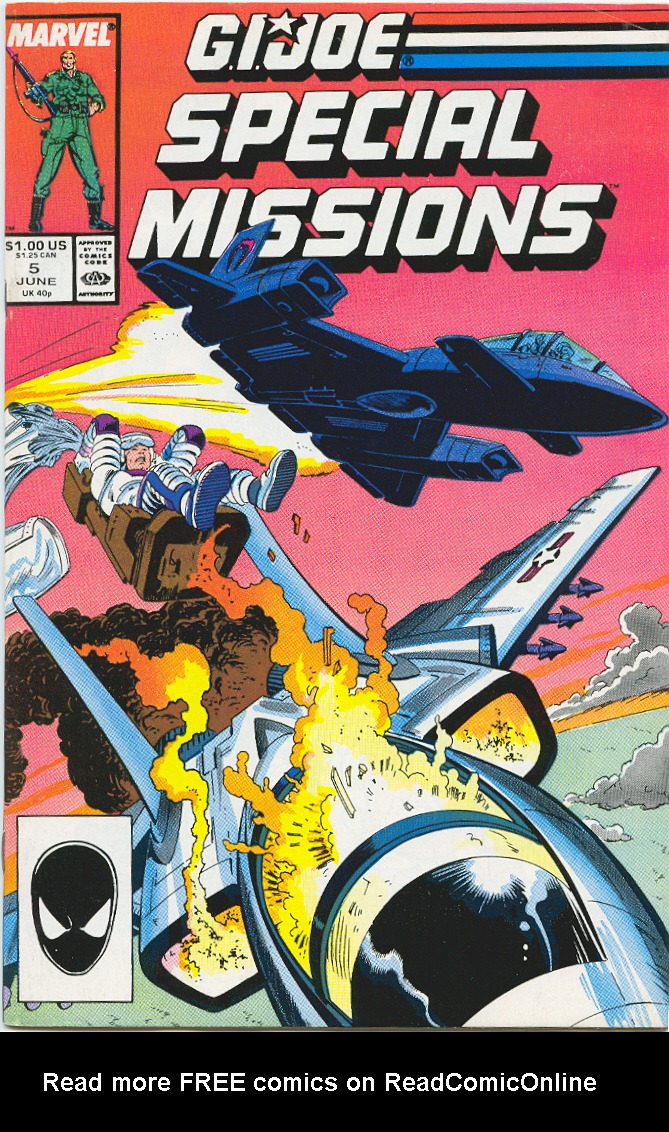 G.I. Joe Special Missions 5 Page 1