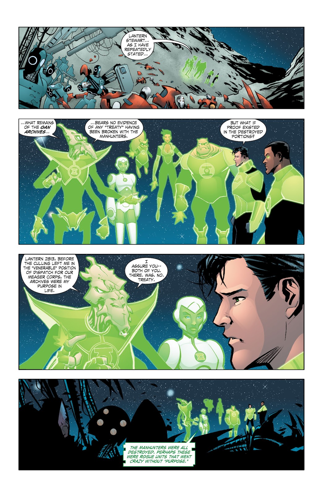 Read online Smallville Season 11 [II] comic -  Issue # TPB 7 - 58