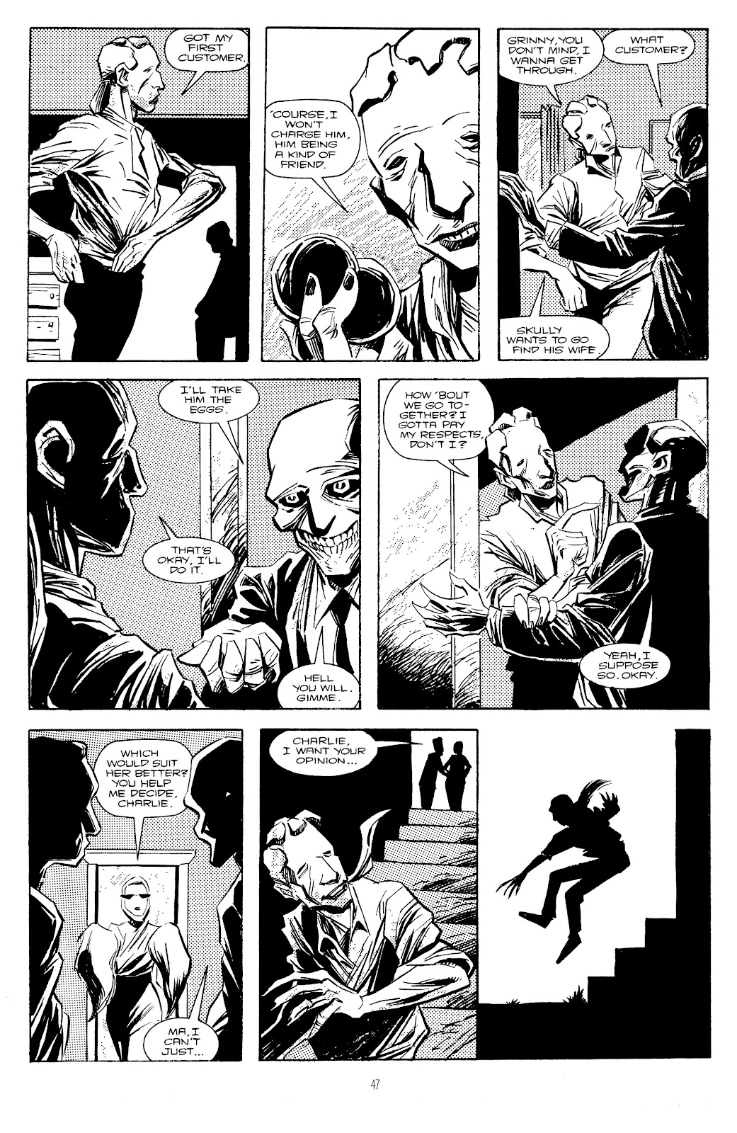 Read online Freaks' Amour comic -  Issue # TPB (Part 1) - 48