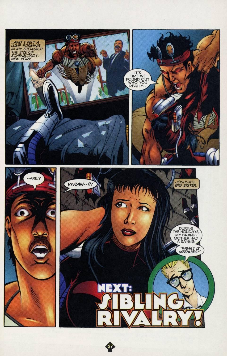 Read online Turok comic -  Issue #3 - 24