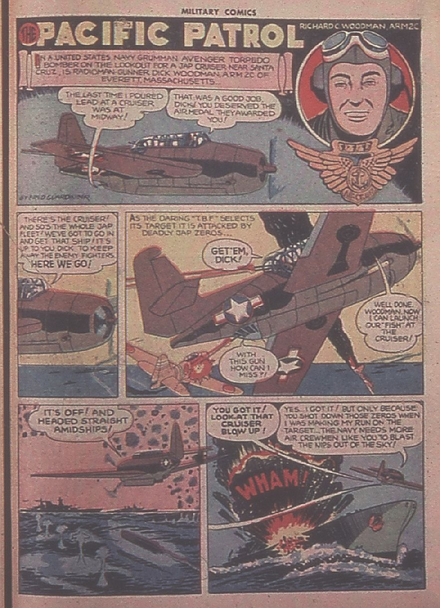Military Comics issue 31 - Page 51