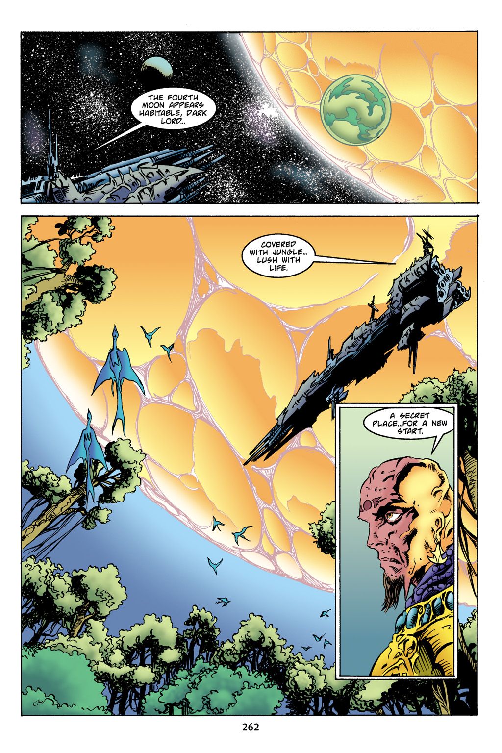 Read online Star Wars Omnibus comic -  Issue # Vol. 4 - 251