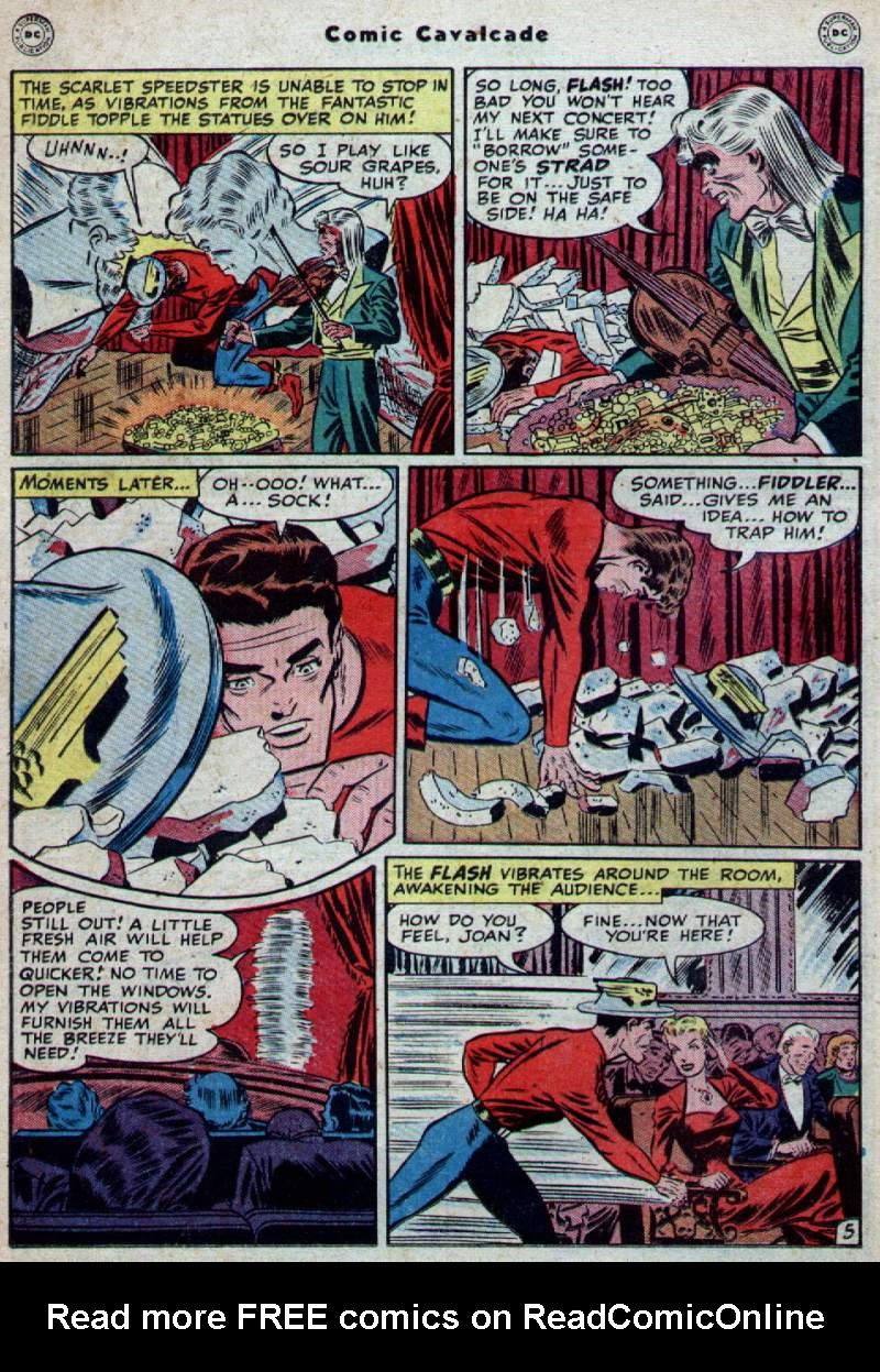 Comic Cavalcade issue 28 - Page 66