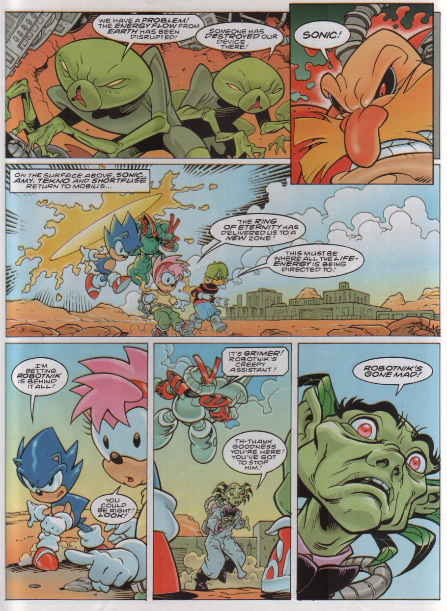 Read online Sonic the Comic comic -  Issue #173 - 3