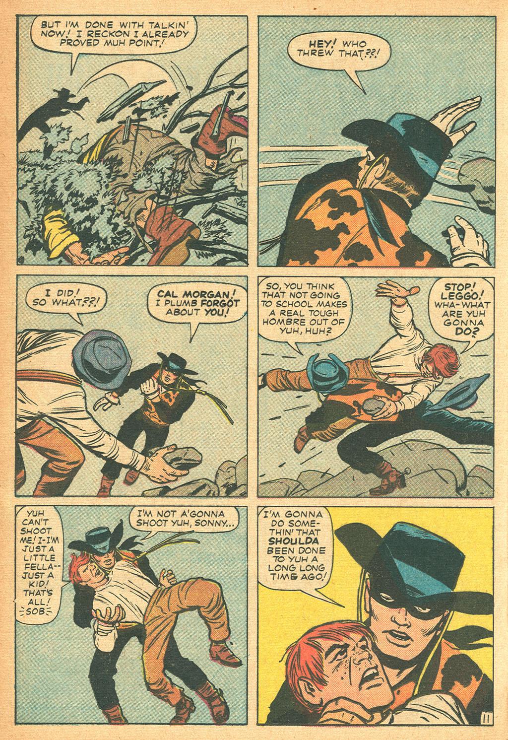 Read online Two-Gun Kid comic -  Issue #62 - 16