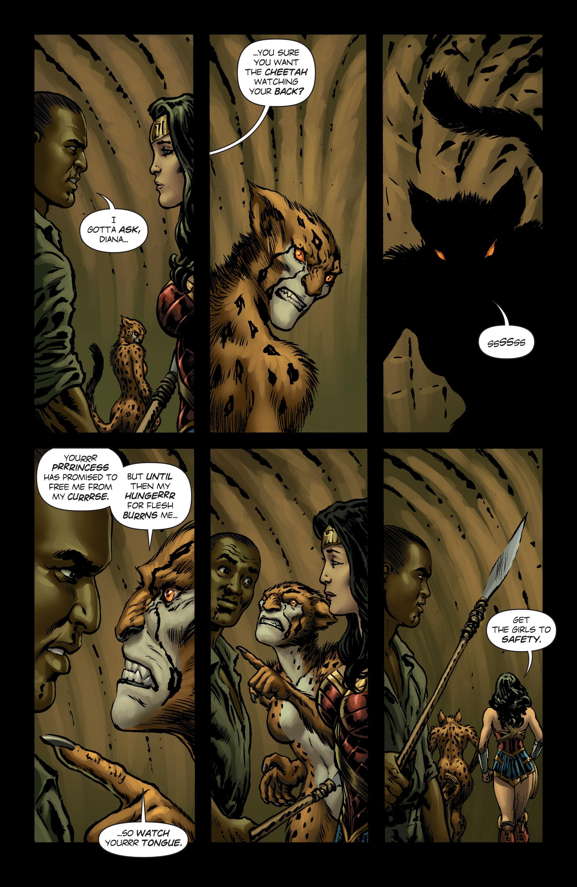 Read online Wonder Woman (2016) comic -  Issue #7 - 8