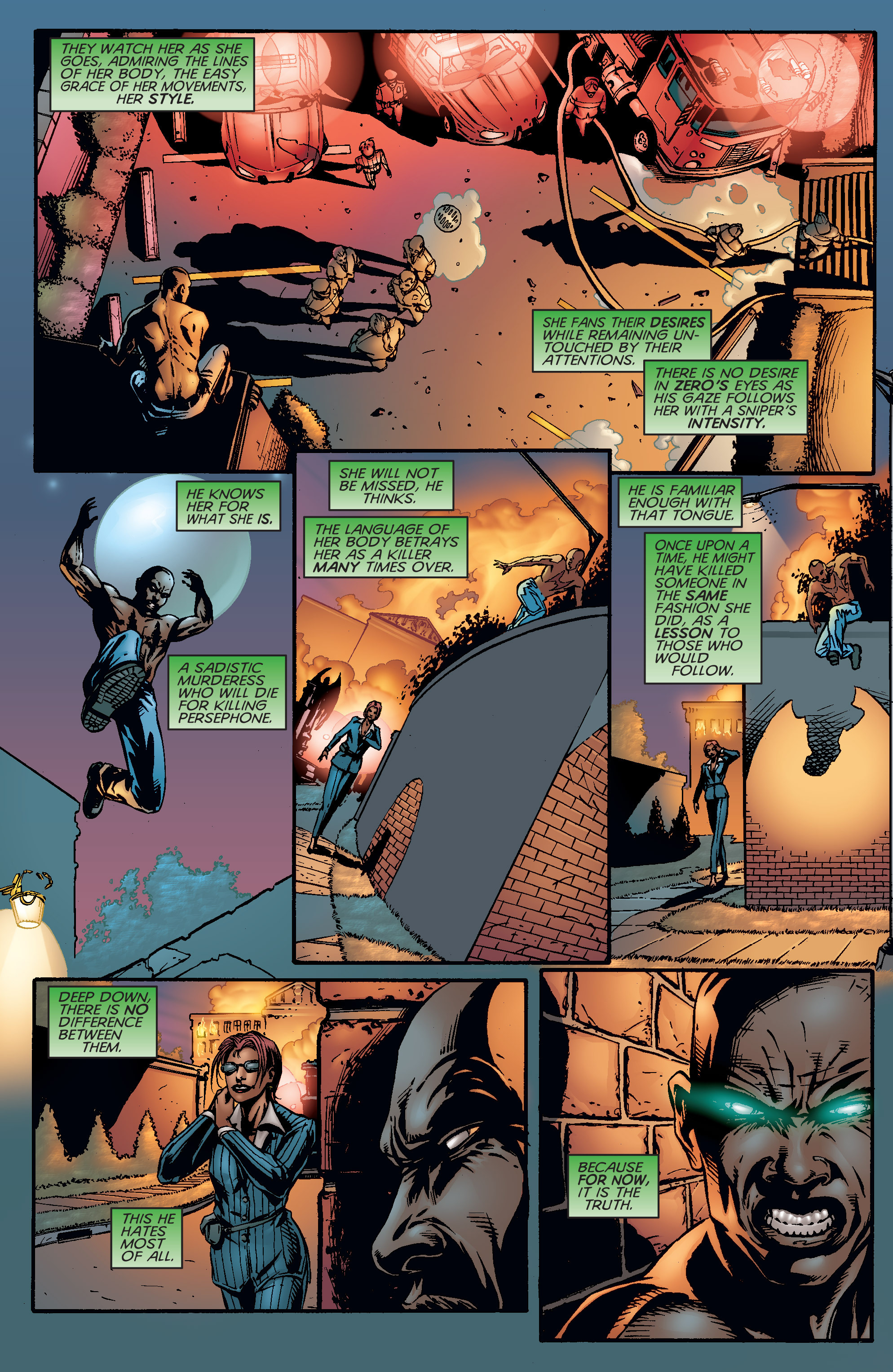 Read online Shadowman (1997) comic -  Issue #17 - 5