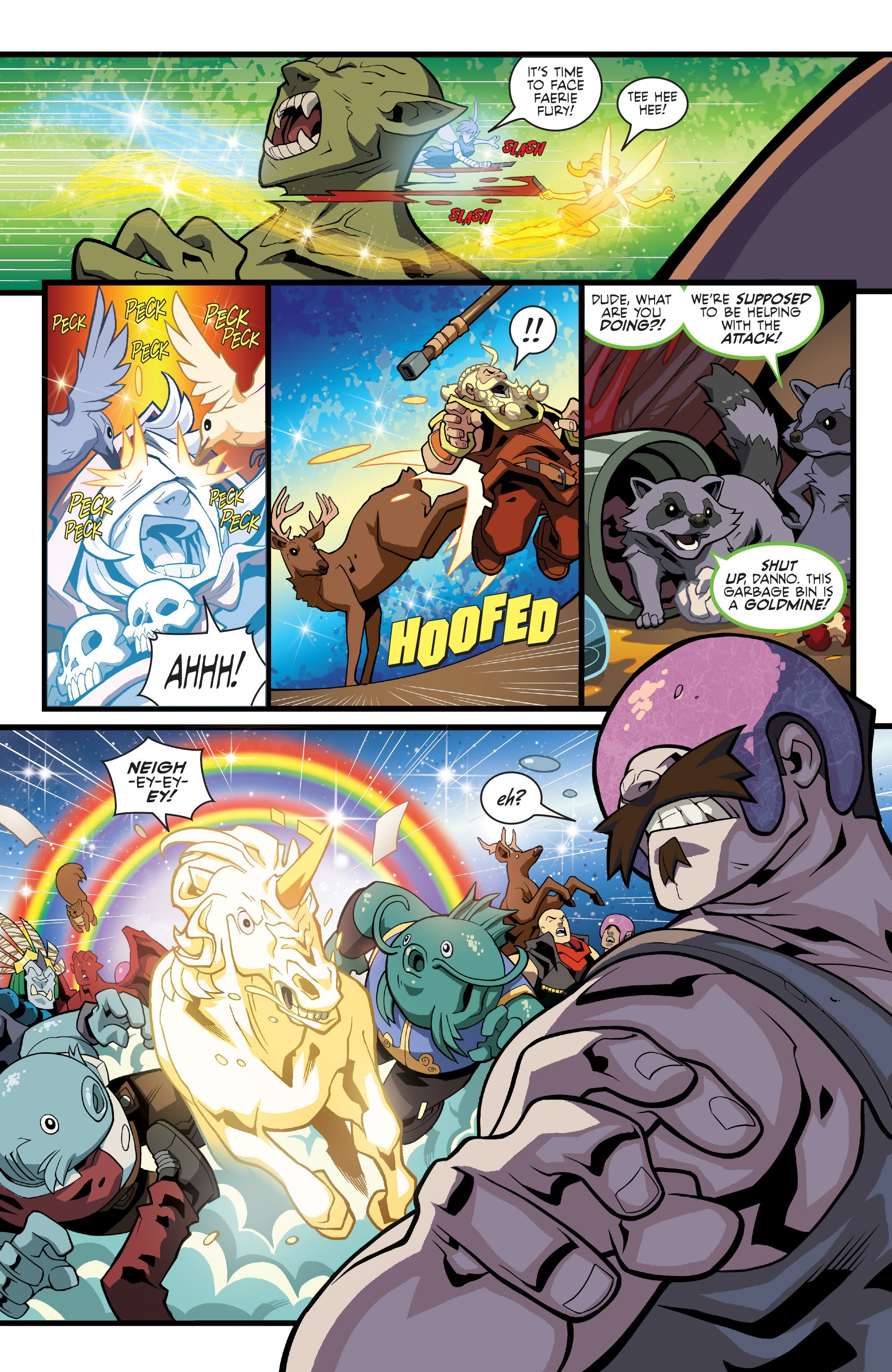 Read online Skullkickers comic -  Issue #33 - 19