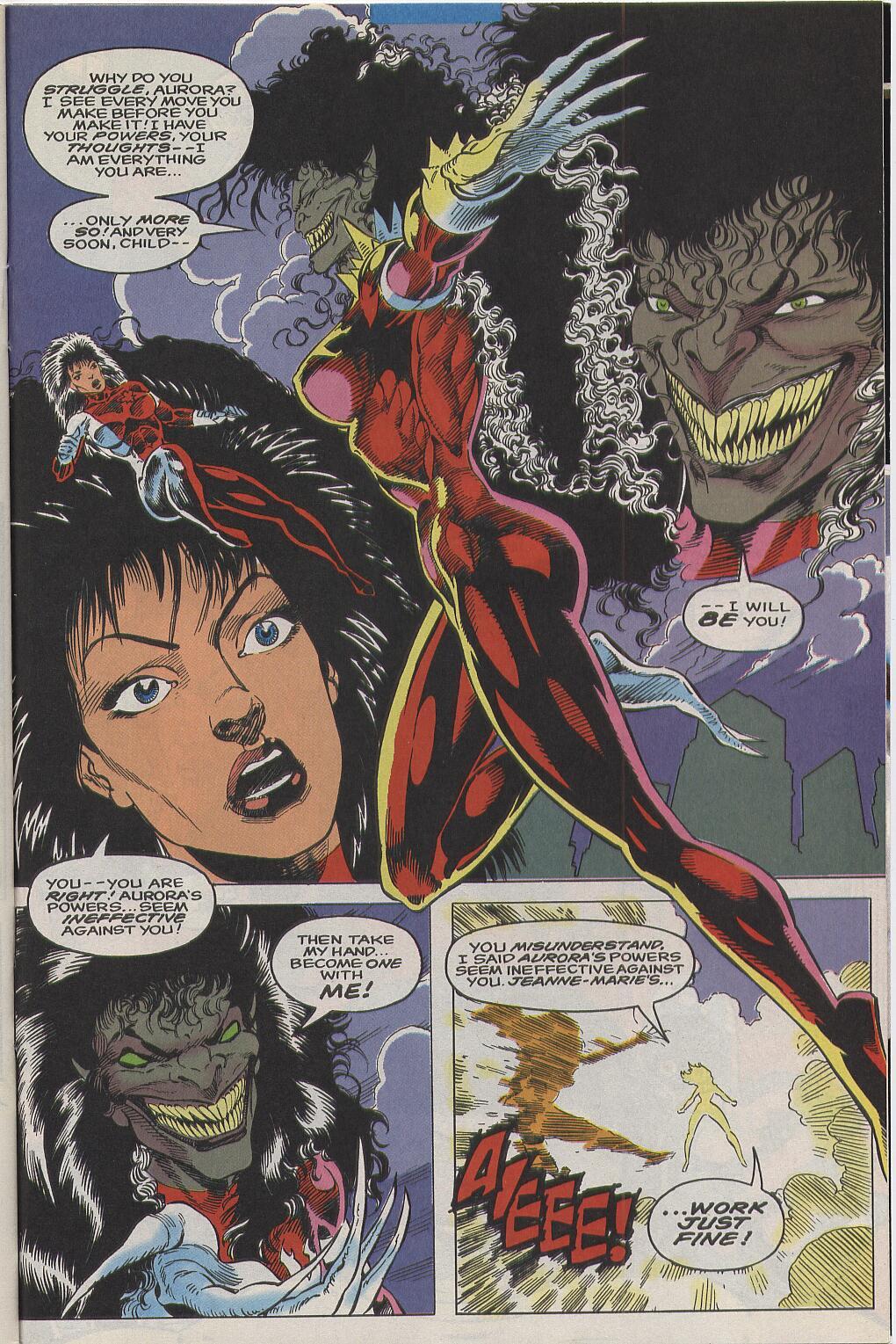 Read online Alpha Flight (1983) comic -  Issue #111 - 21