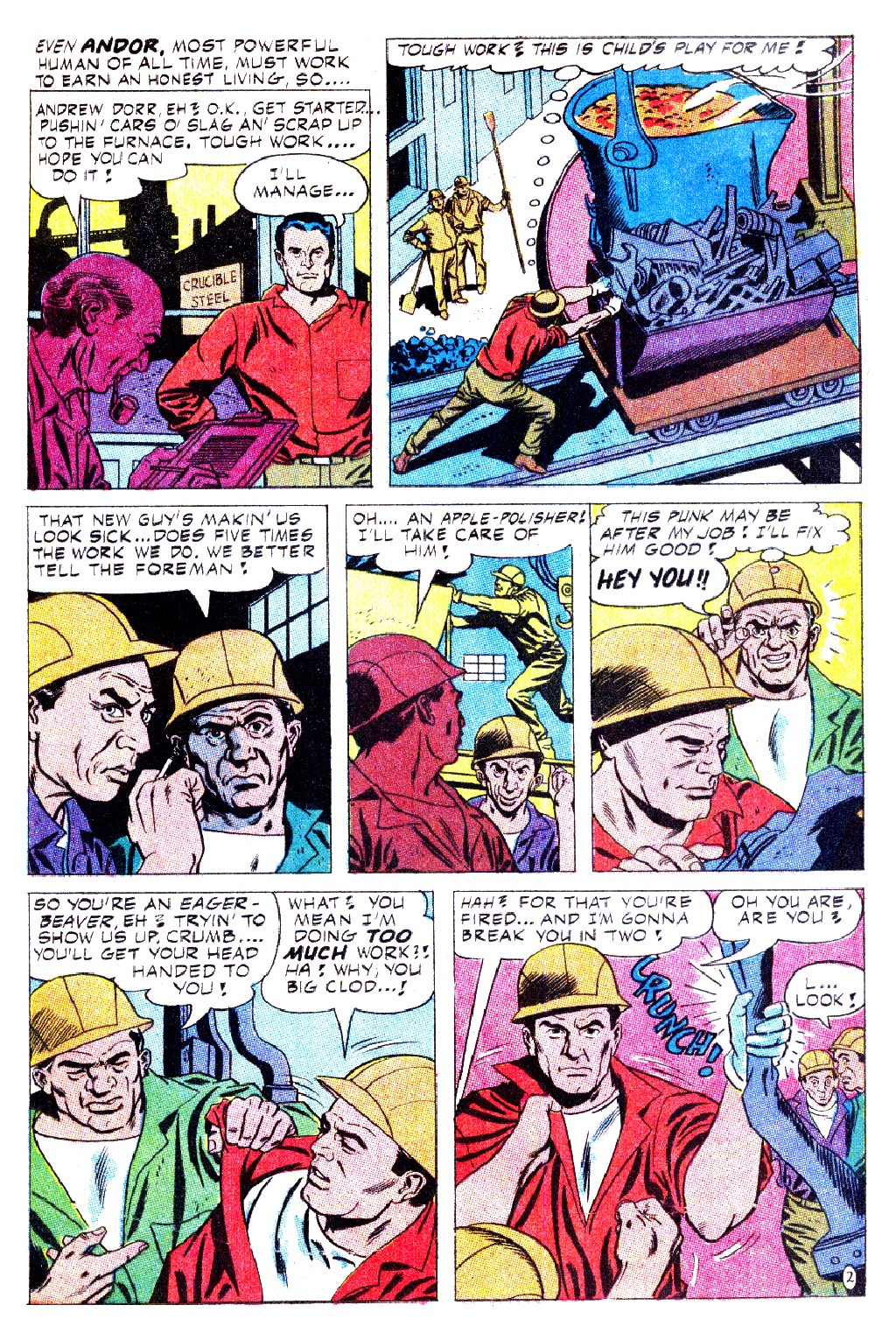 T.H.U.N.D.E.R. Agents (1965) issue 9 - Page 15