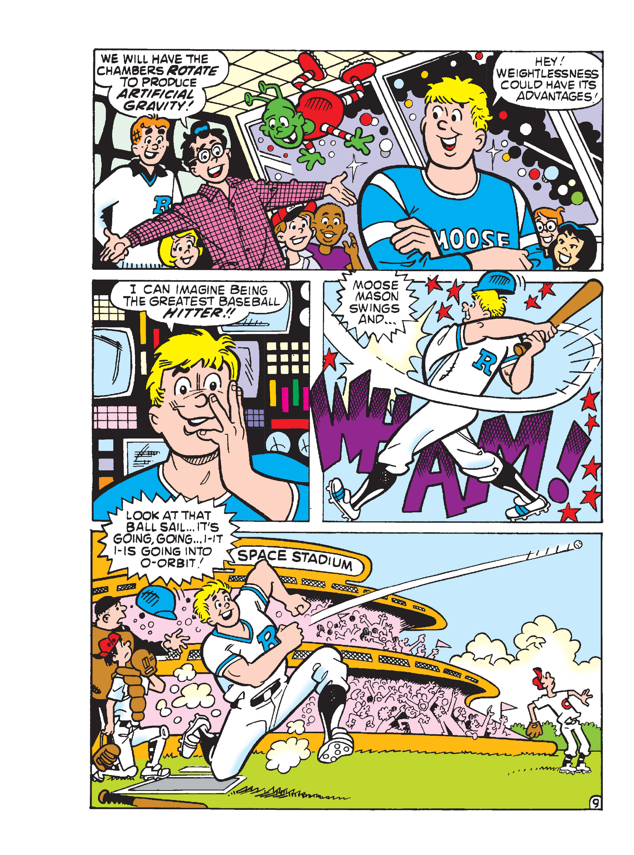 Read online Archie's Funhouse Double Digest comic -  Issue #13 - 102