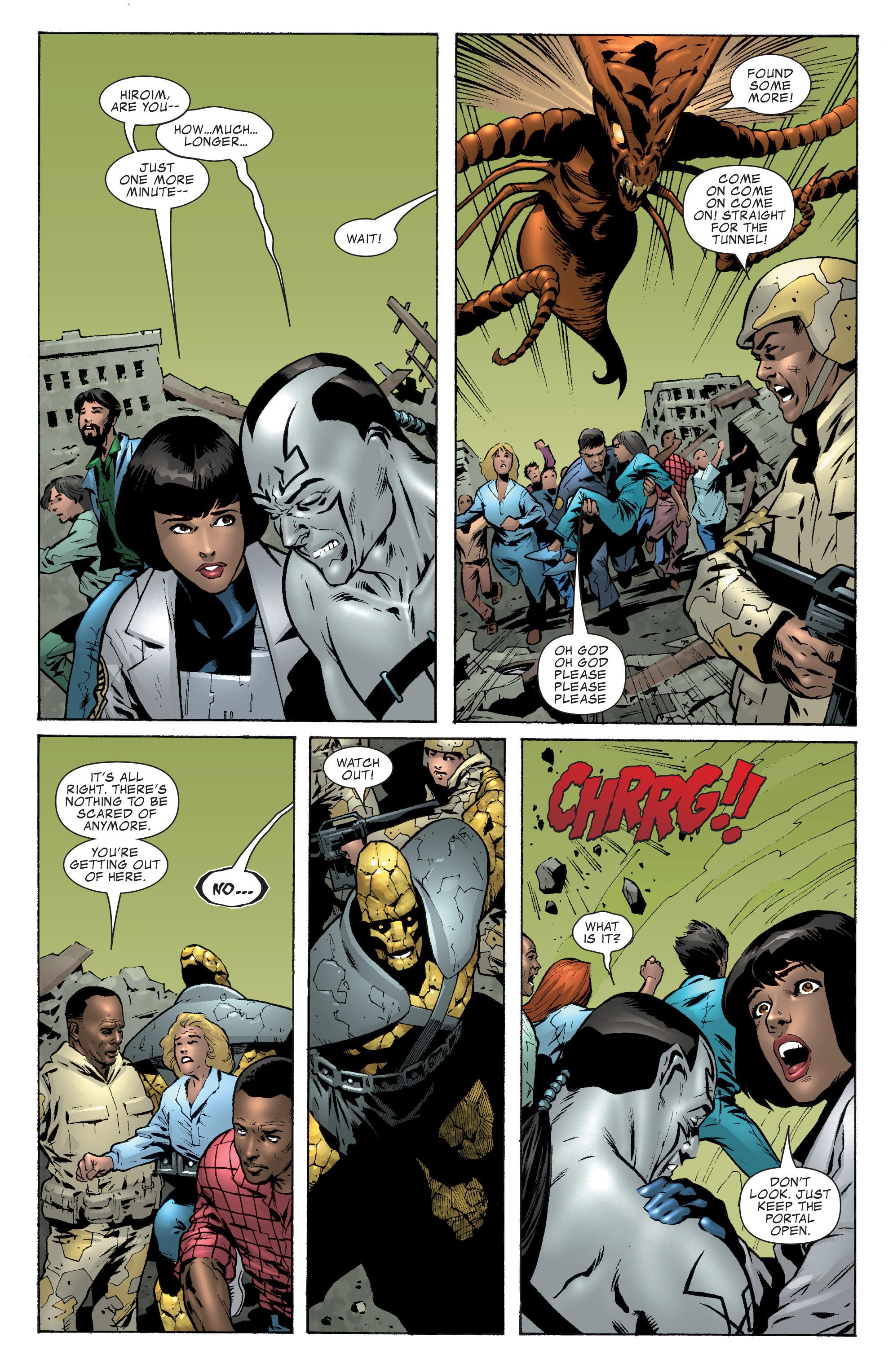 Read online World War Hulk Aftersmash: Warbound, Vol. 1 comic -  Issue #2 - 18