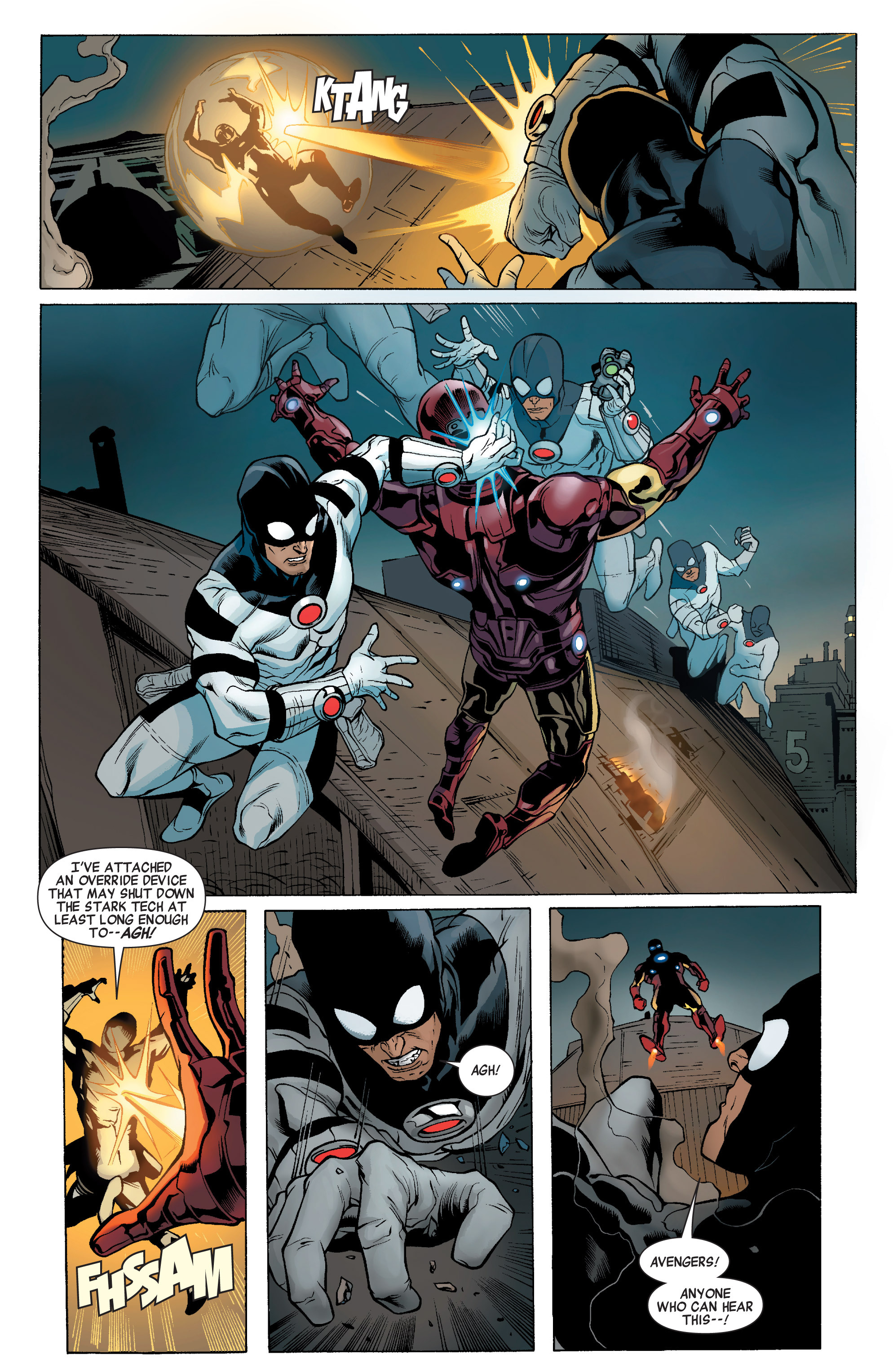 Read online Avengers (2010) comic -  Issue #21 - 11