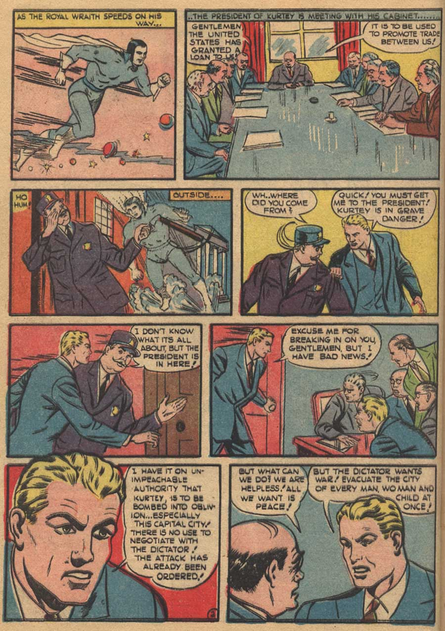 Blue Ribbon Comics (1939) issue 16 - Page 4