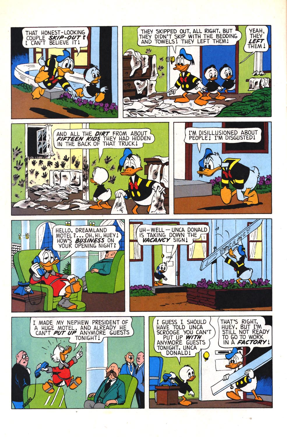 Read online Uncle Scrooge (1953) comic -  Issue #305 - 26