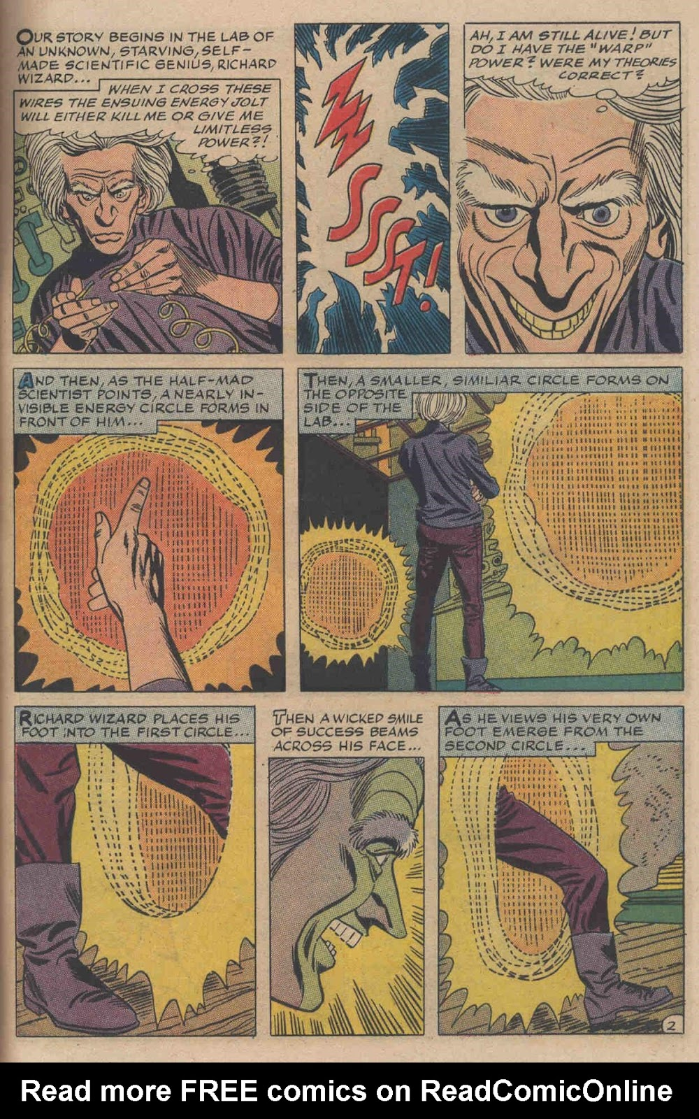 T.H.U.N.D.E.R. Agents (1965) issue 6 - Page 21
