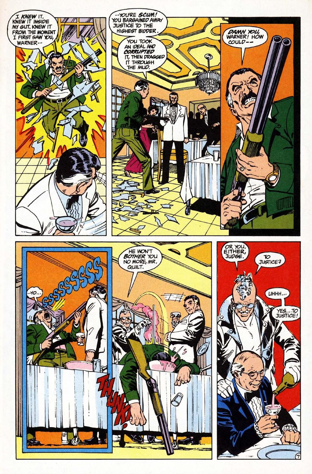 Vigilante (1983) issue 1 - Page 8
