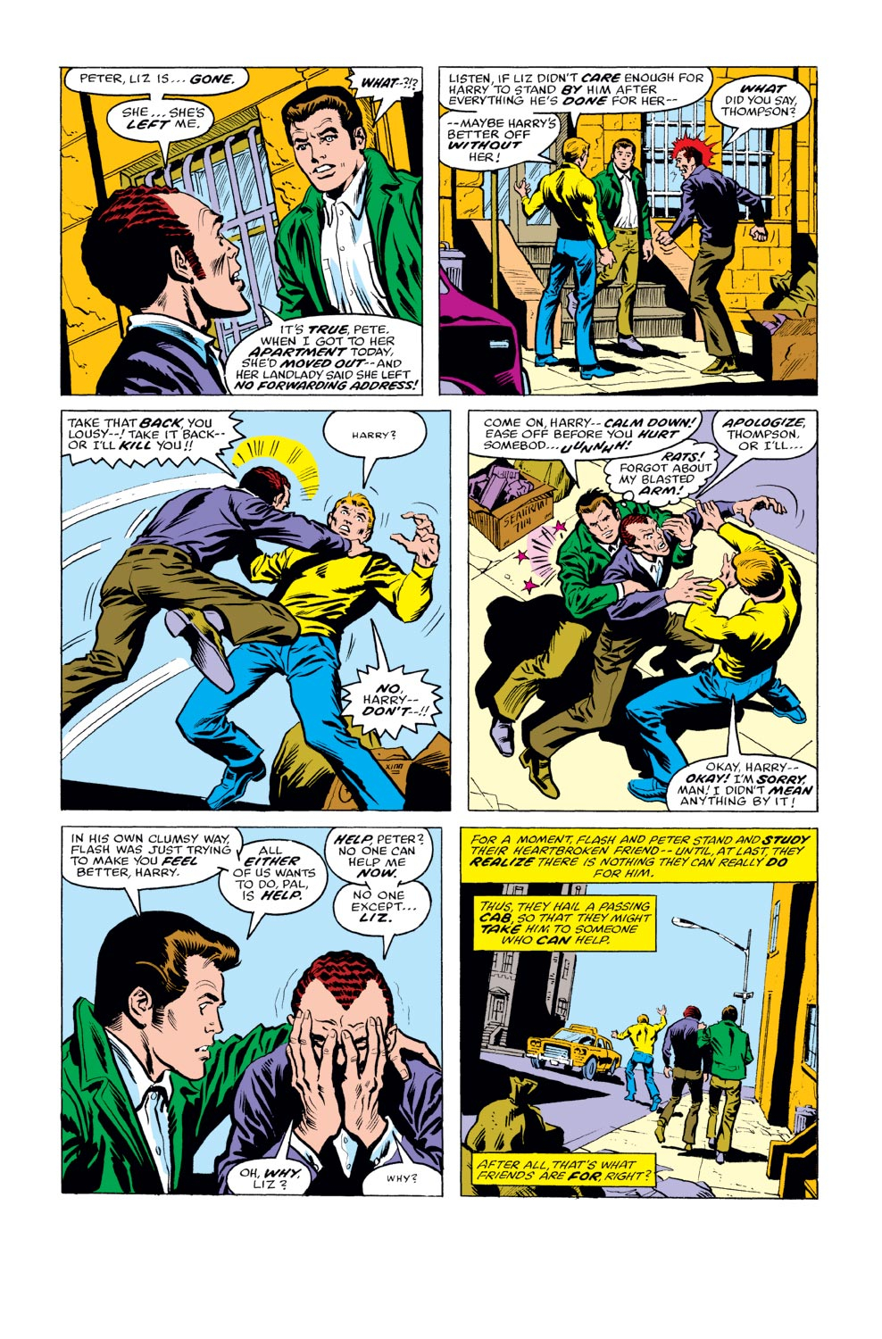 The Amazing Spider-Man (1963) 174 Page 6