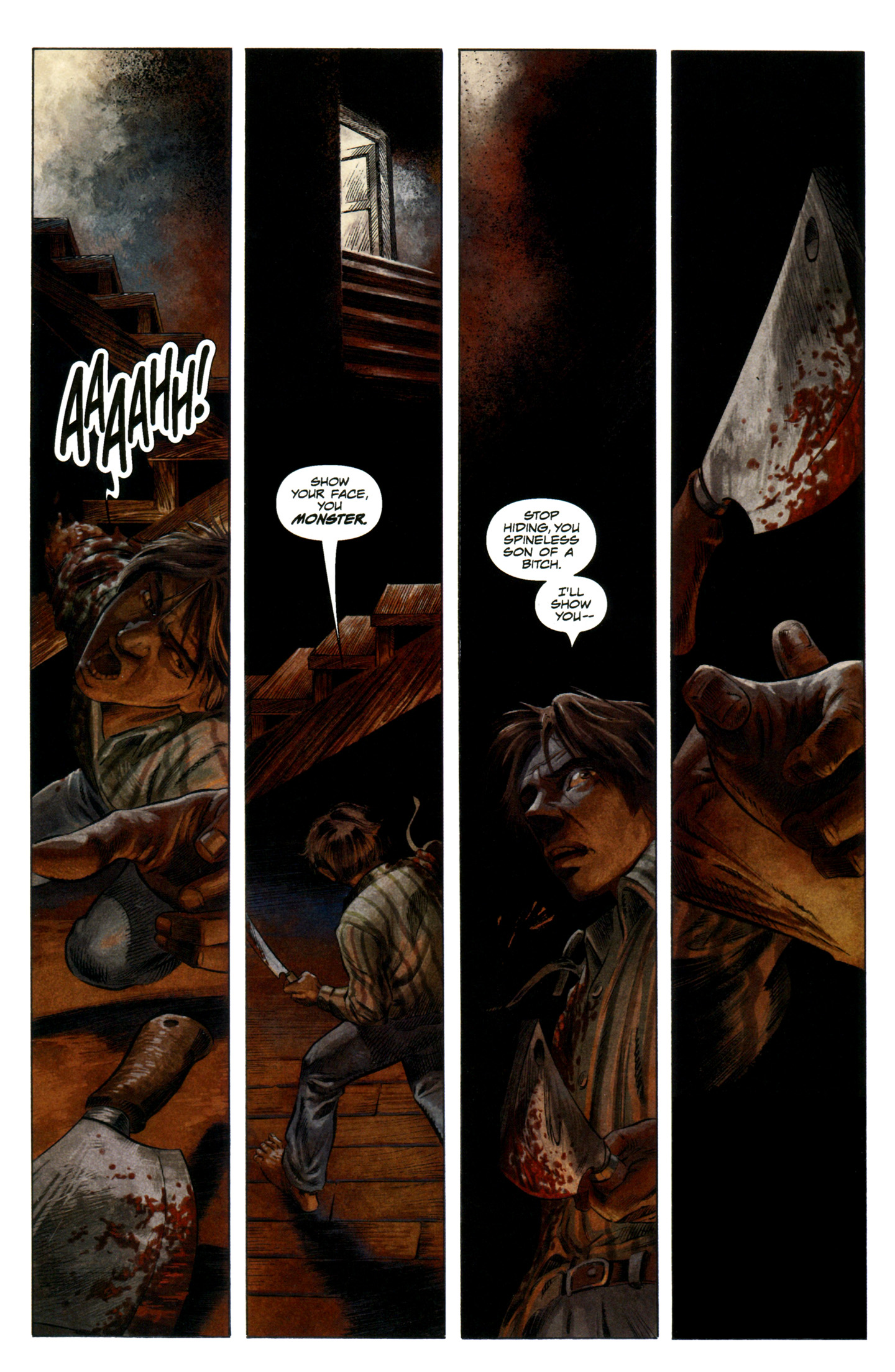 Read online Severed comic -  Issue #7 - 24