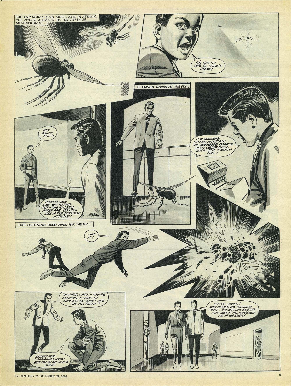 Read online TV Century 21 (TV 21) comic -  Issue #93 - 3